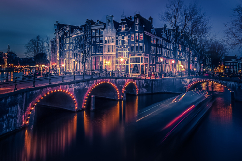Amsterdam - taking action to curb overtourism and balance residents' needs