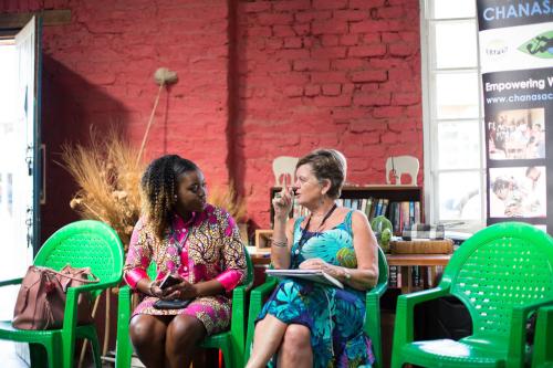 Malawi Women Empowerment Entrepreneurs 2018 © Venetia Norrington