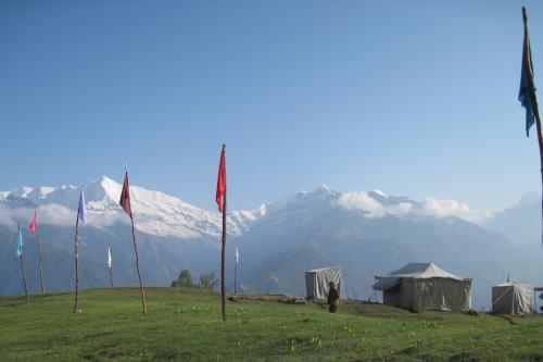 India Village Ways Saryu Tented Camp
