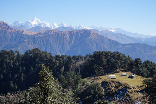 India Village Ways -Jaikuni Camp