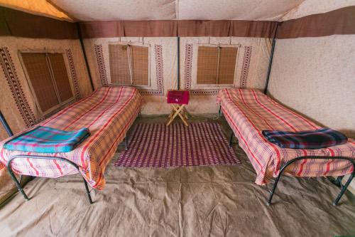 India Village Ways Jaikuni Tented Camp-