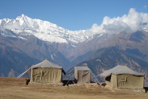 India Village Ways Jakuni Bhugiyal Tented Camp