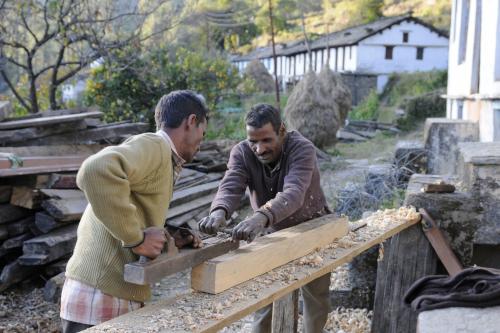 India Village Ways Binsar Joiners
