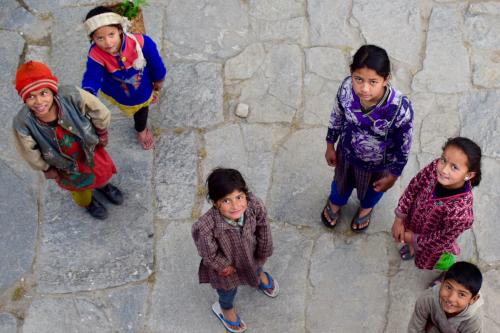 India Village Ways - Supi Children
