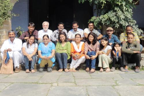 India Village Ways - Team