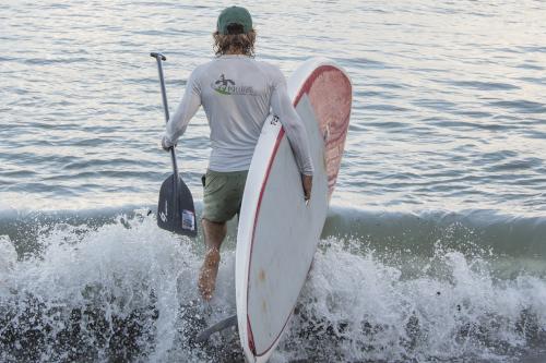Paddleboard & Surf