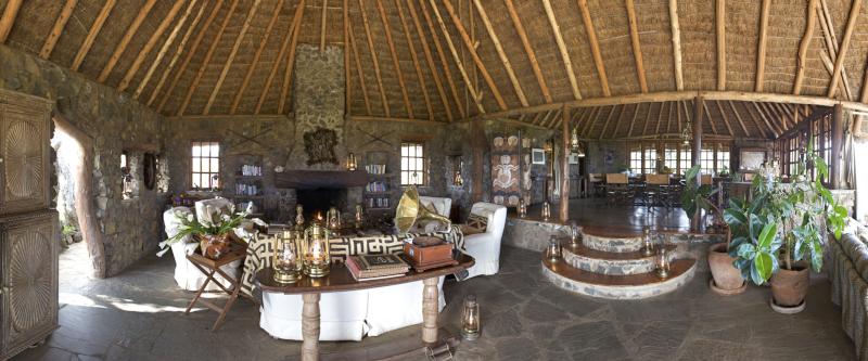 Tembo House interior