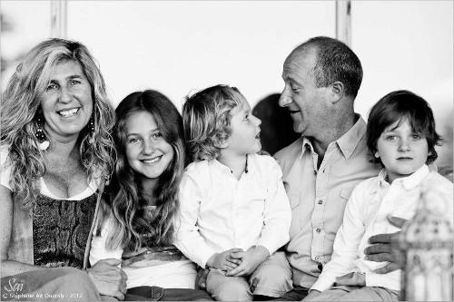 Luca, Antonella & family
