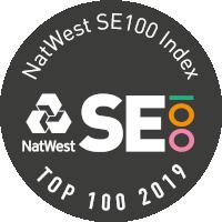 NatWest SE100 TOP 100 Social Enterprise