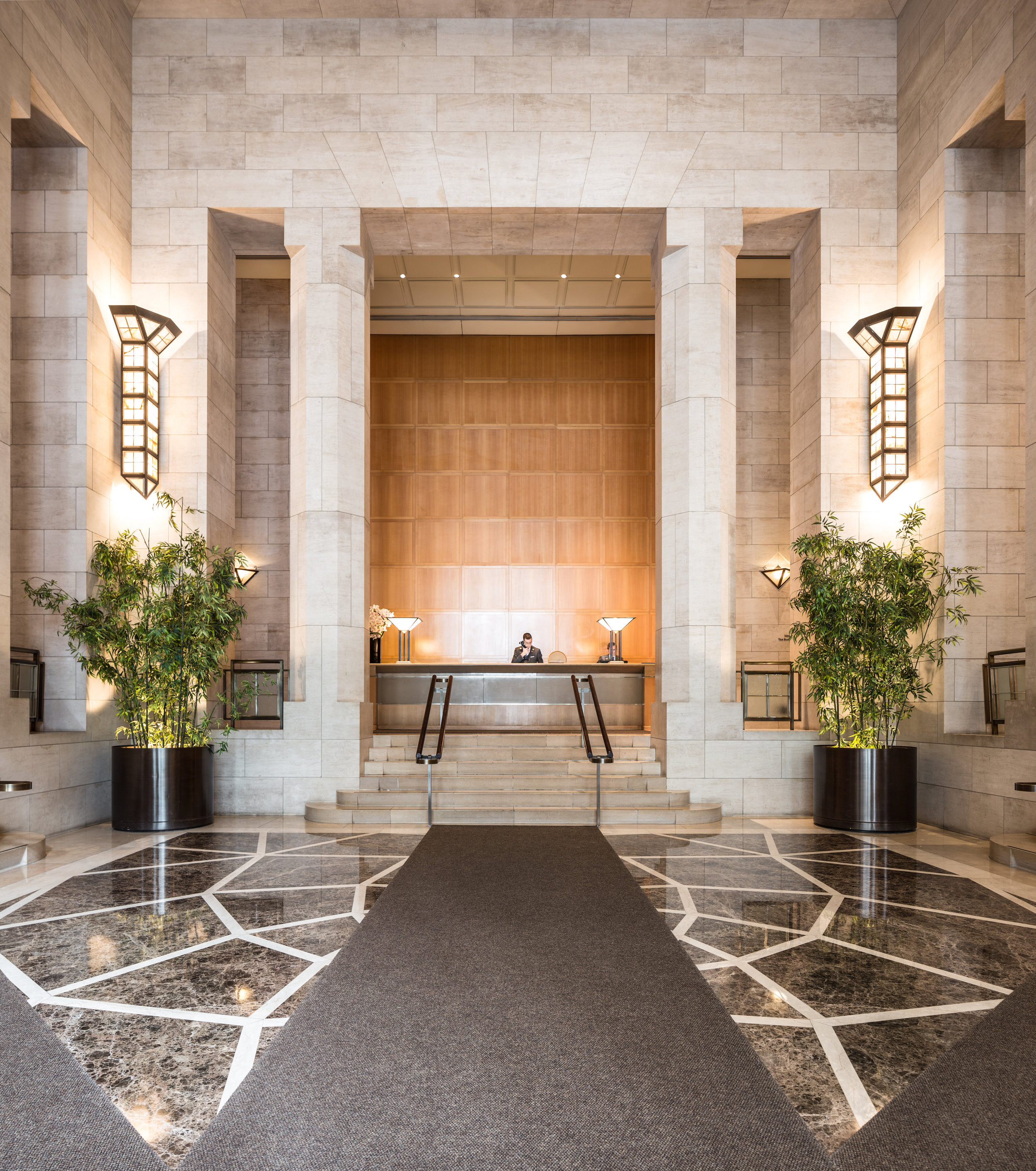 Interiors Photography - The Four Seasons