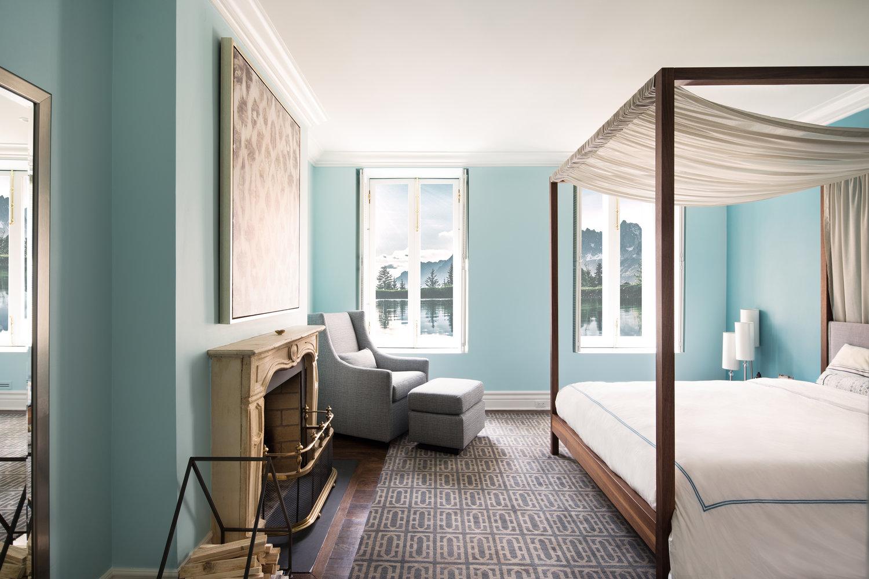 Interiors Photography - Bedroom