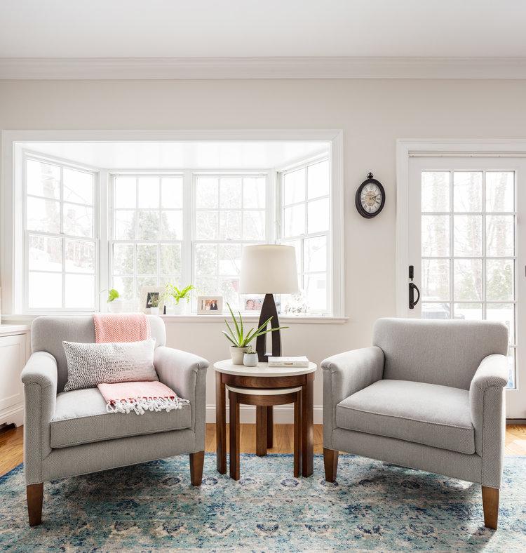 Interiors Photography - Reading Room