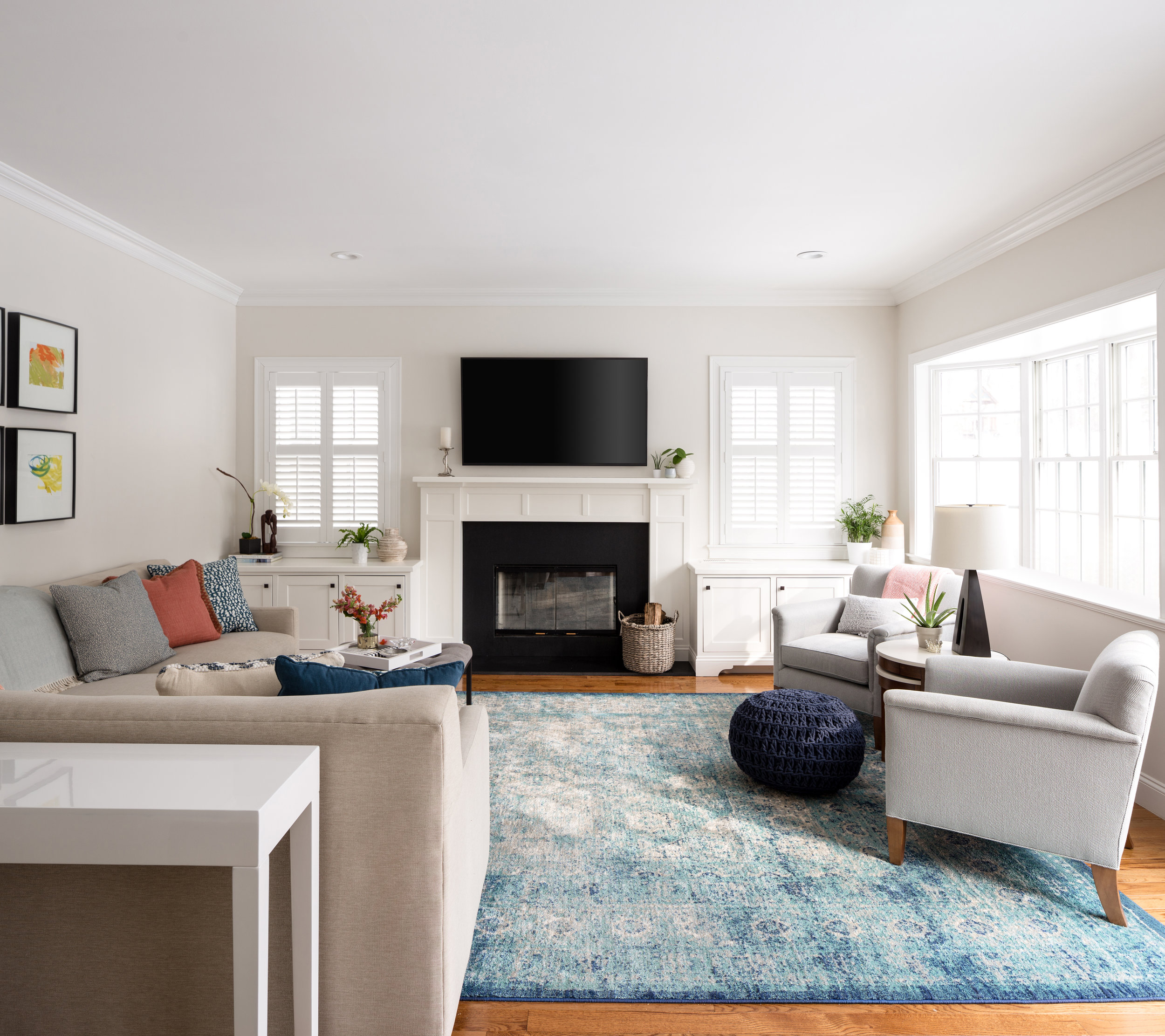 Interiors Photography - Living Room