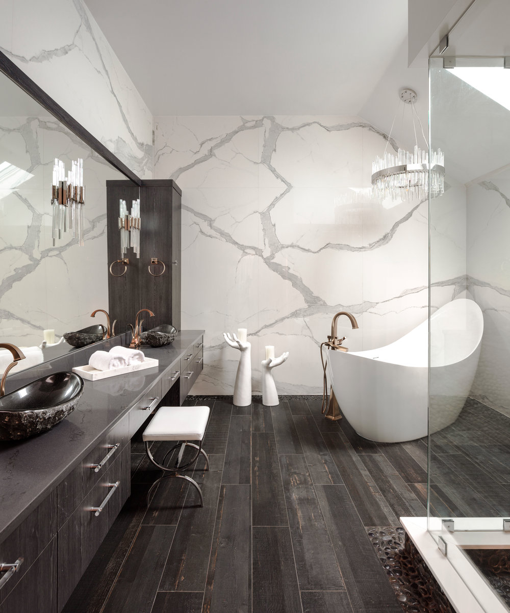 Interiors Photography - Bathroom Space