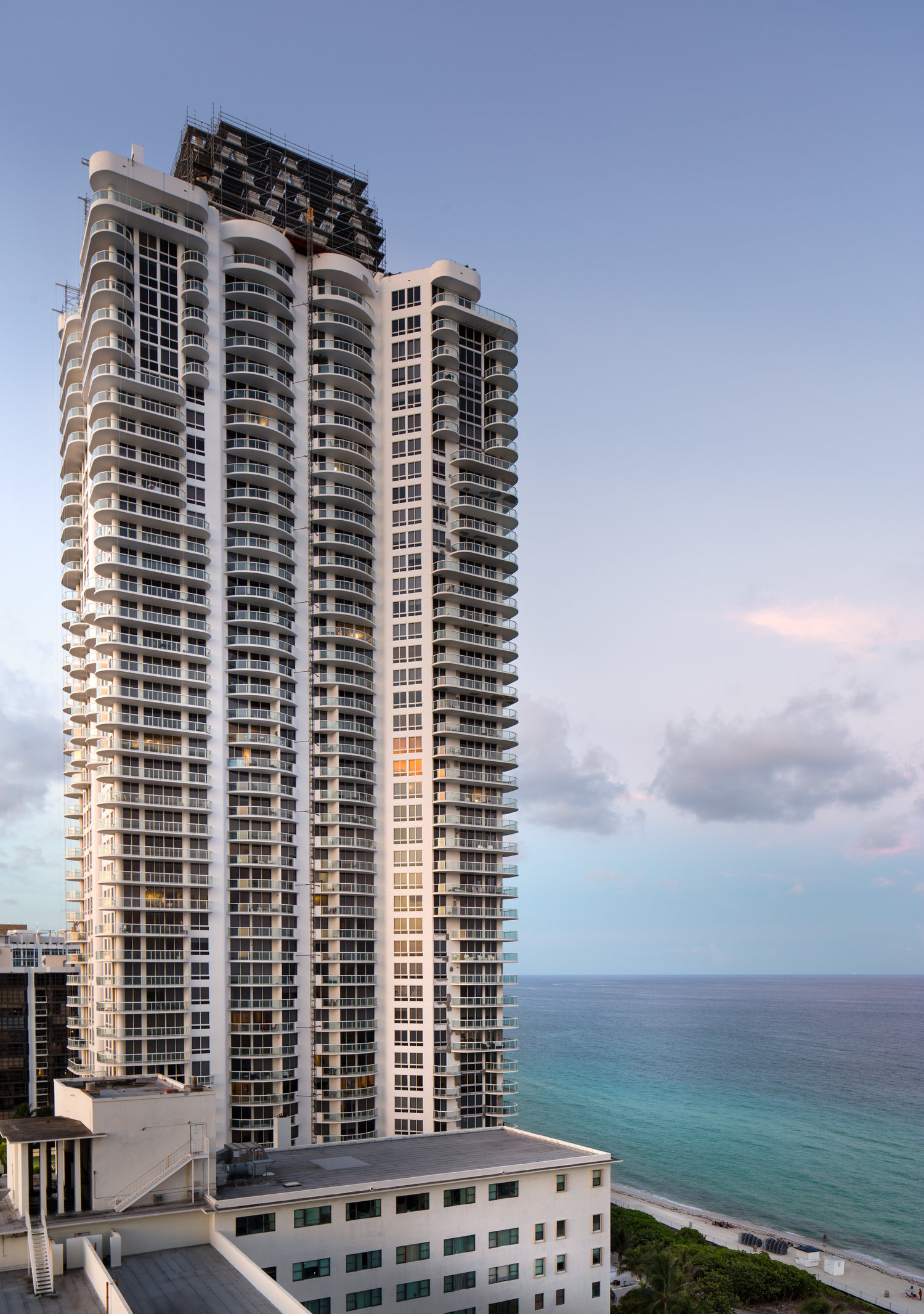 Architectural Photography - Miami Building