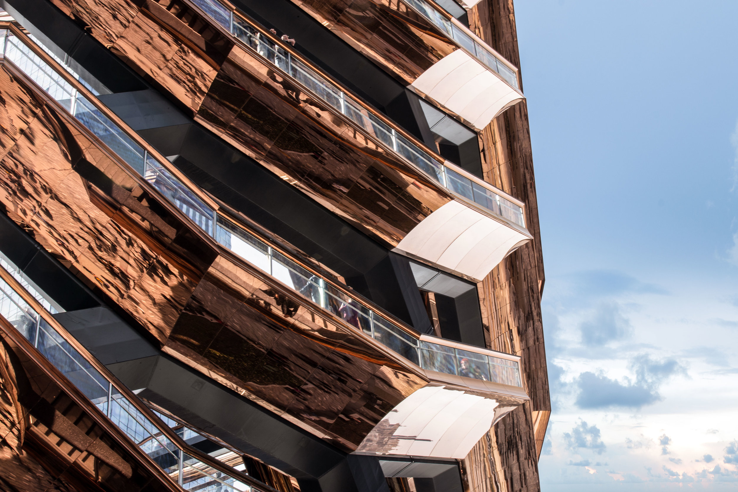 Architectural Photography - Hudson Yards, The Vessel