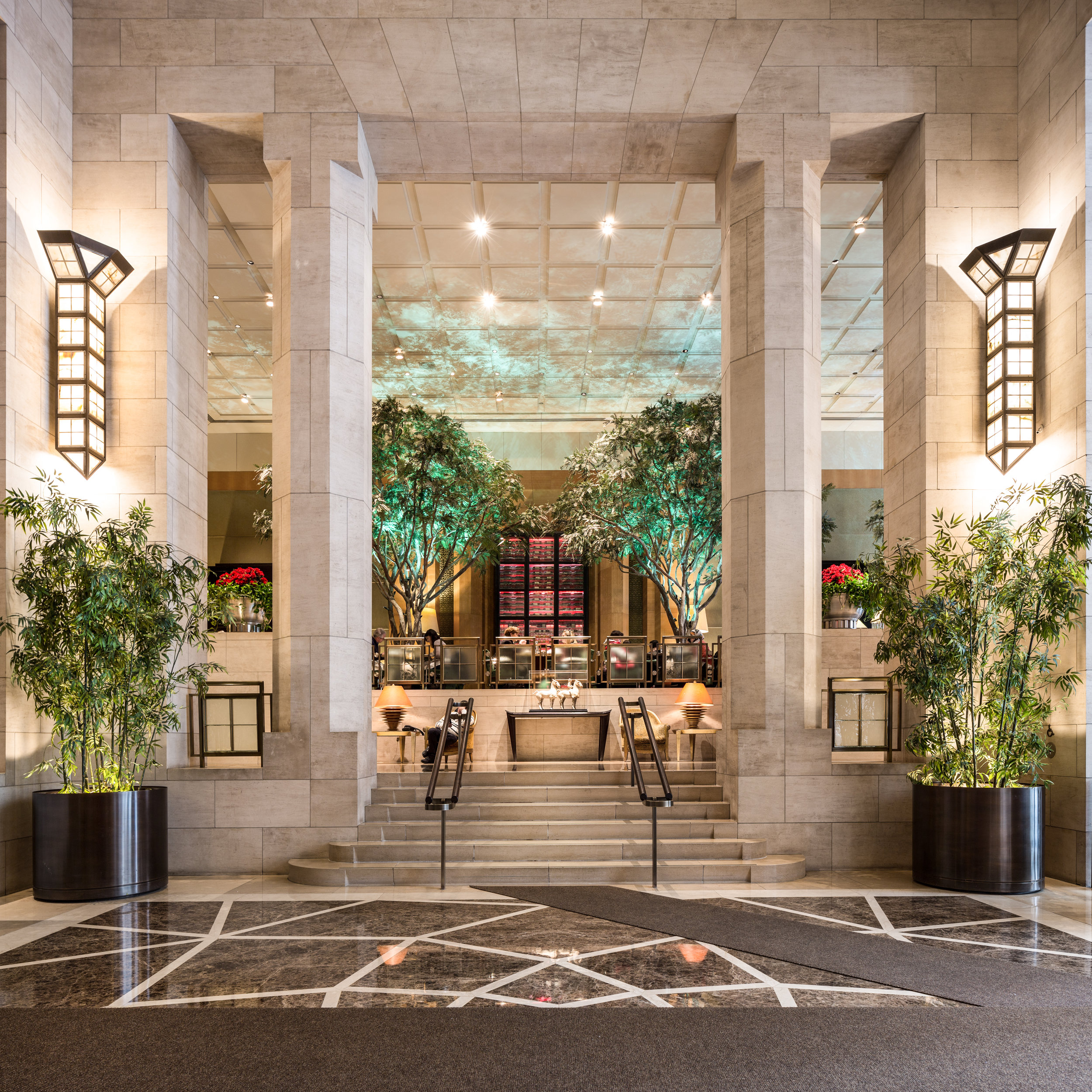 Architectural Photography - The Four Seasons