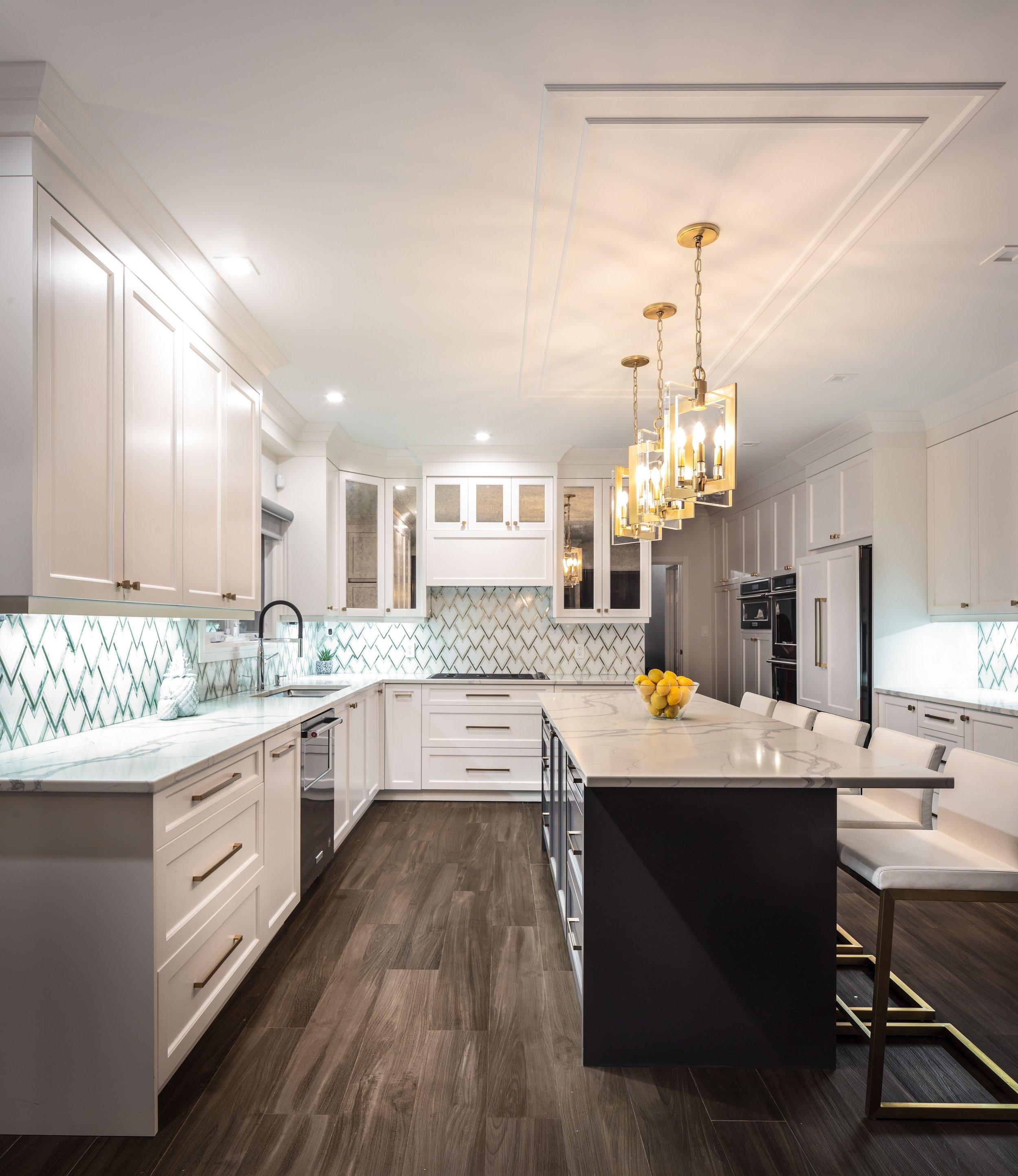 Interiors Photography - Kitchen