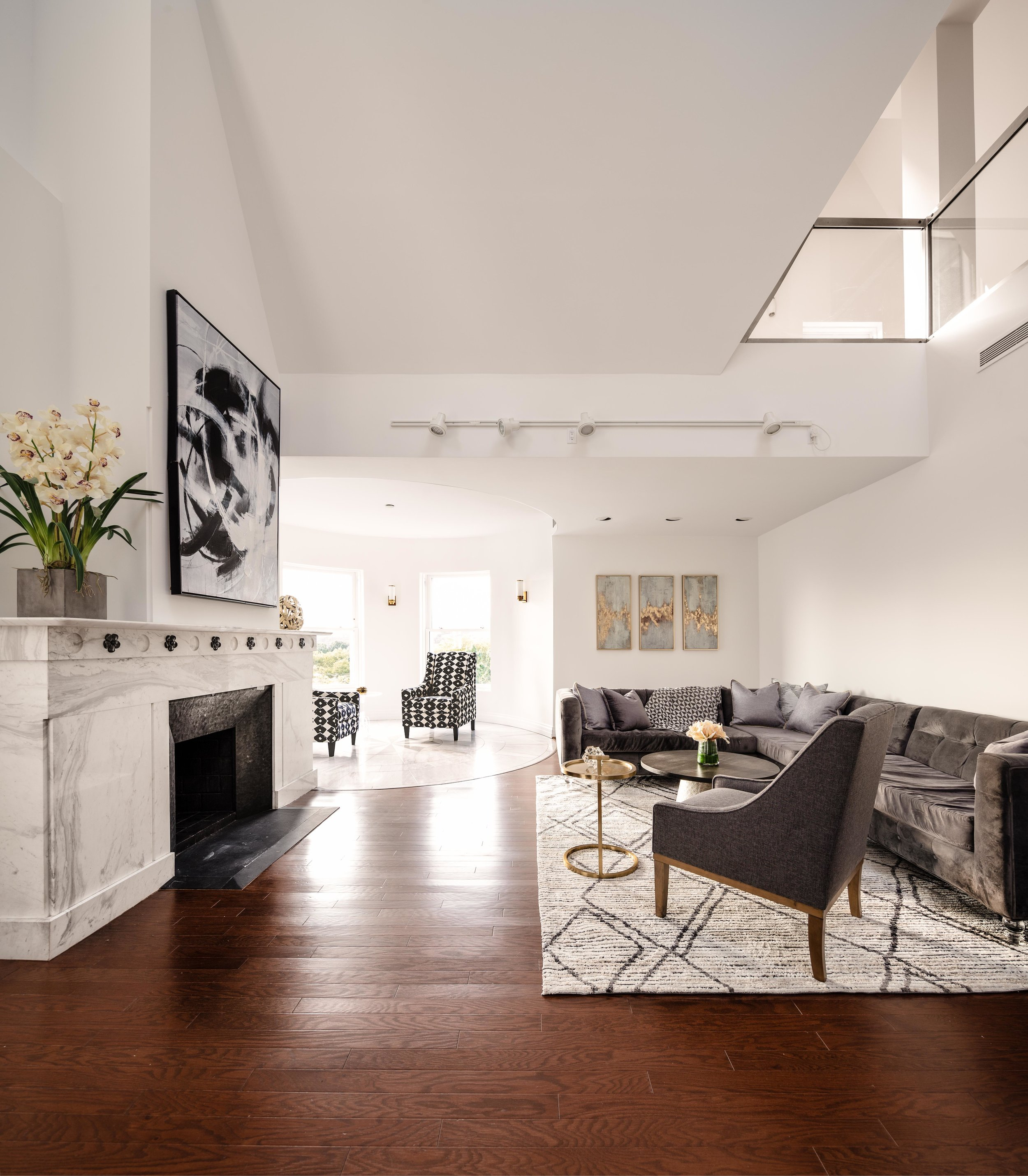 Interiors Photography - Lounge Space