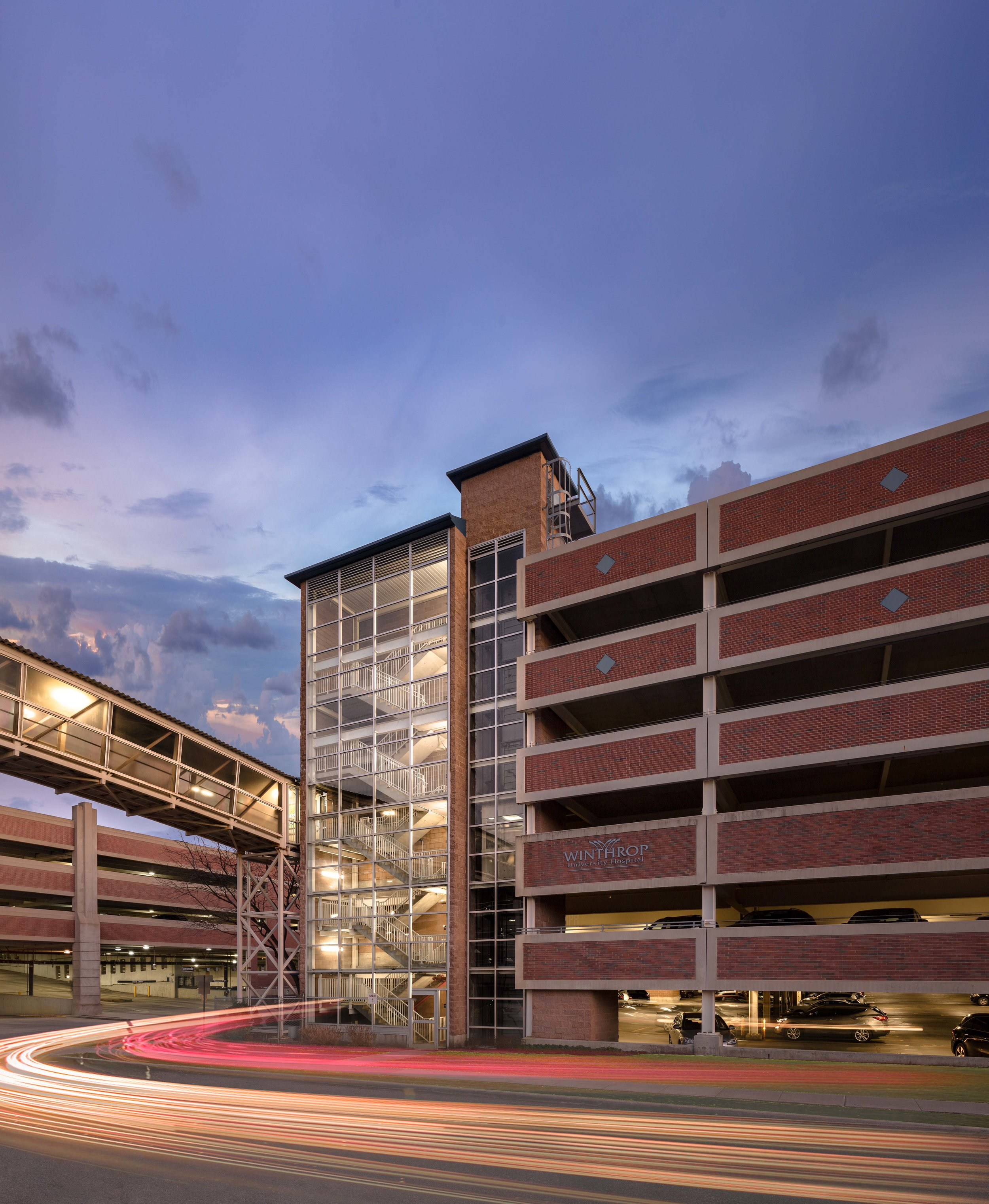 Architectural Photography - Winthrop Hospital