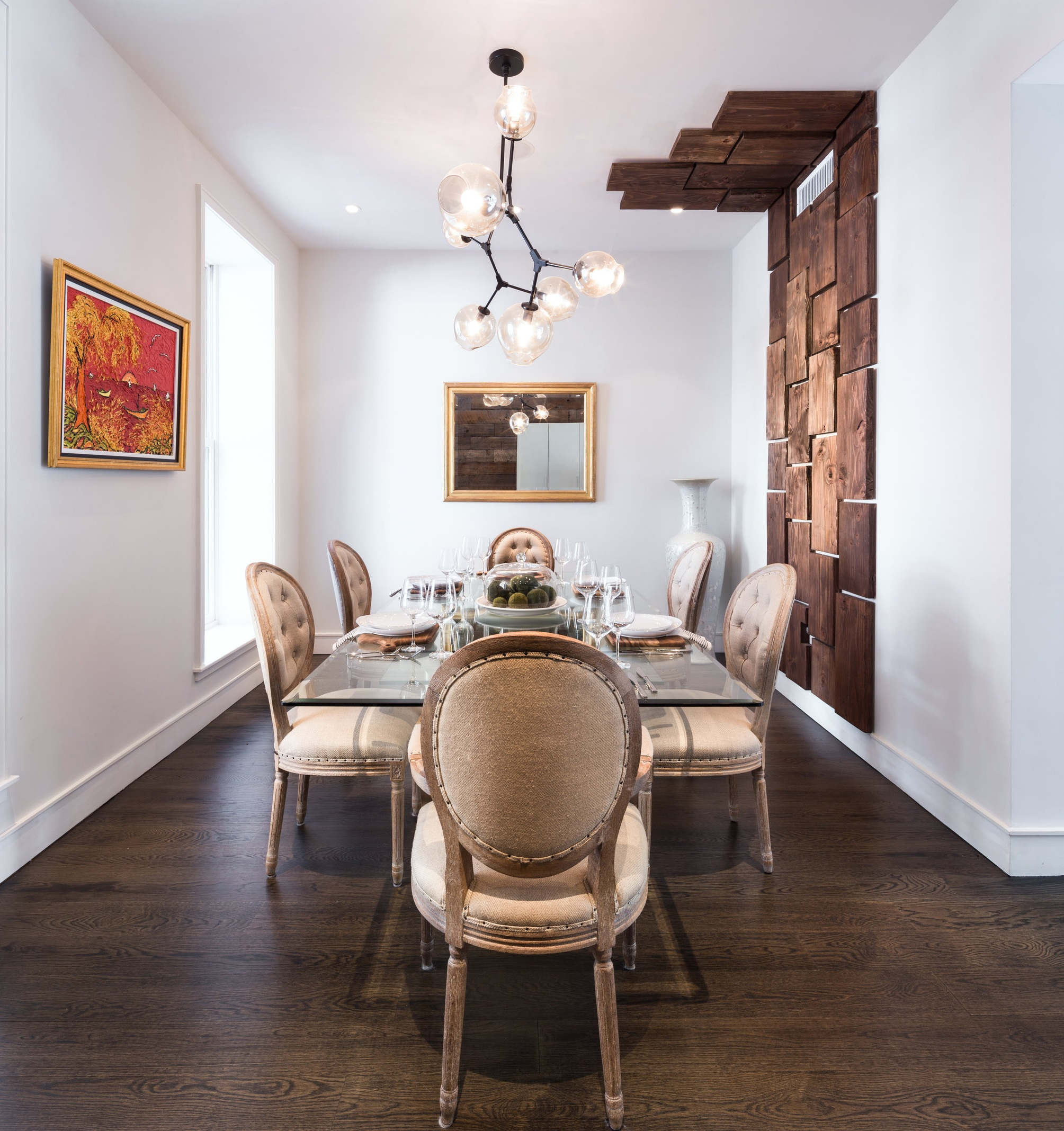 Interiors Photography - Dining Area