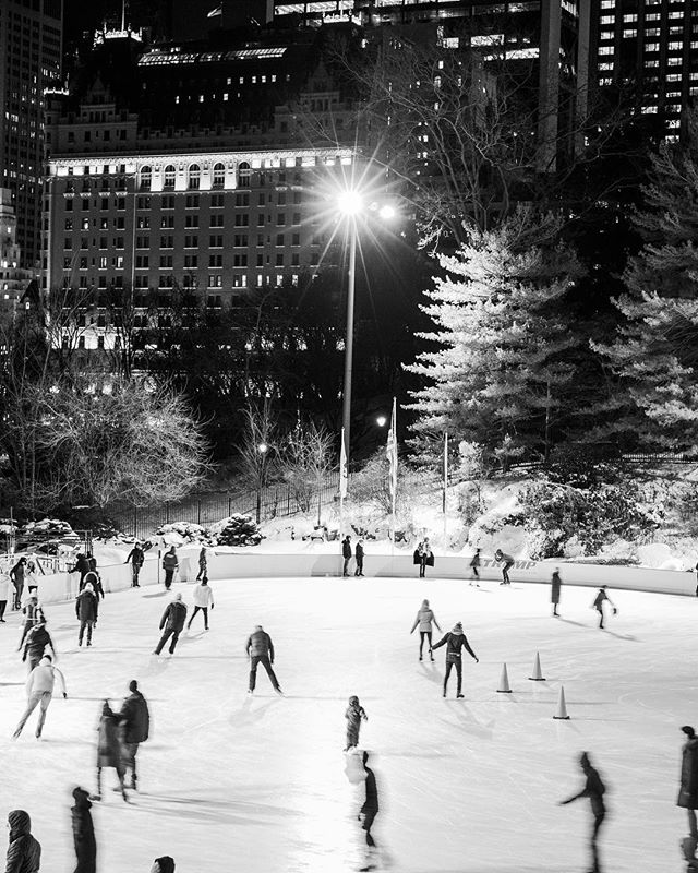 Goodbye winter, you will not be missed! #centralpark #nyc #nycphotographer