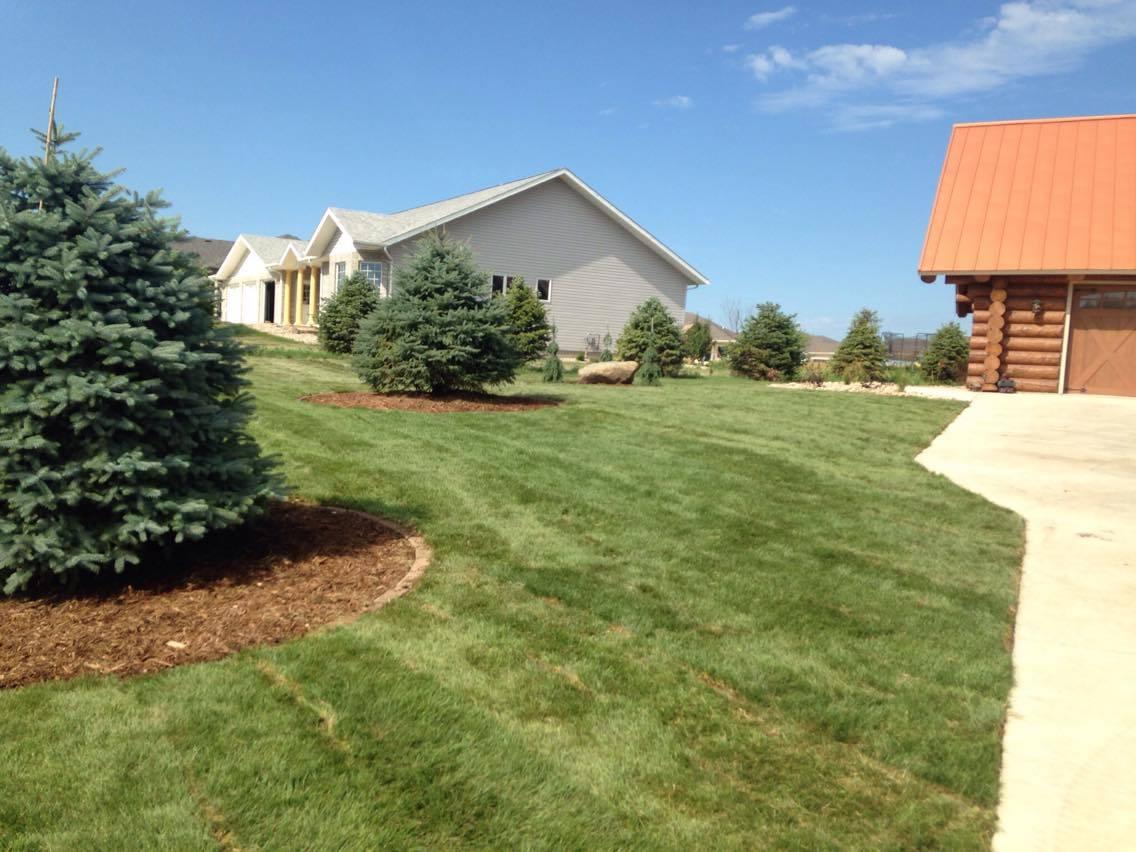 Lawn & Irrigation -