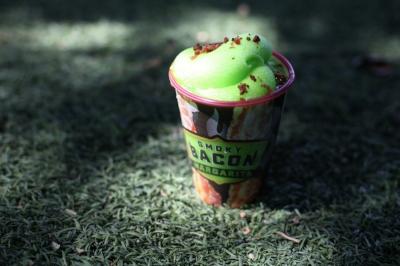 Smoky Bacon Margarita by Ann Pinson