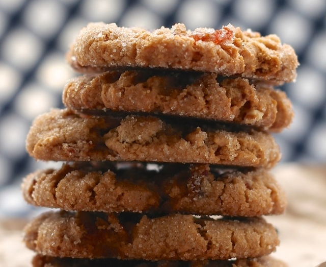 Peanut Butter Bacon Cookies by Joy the Baker