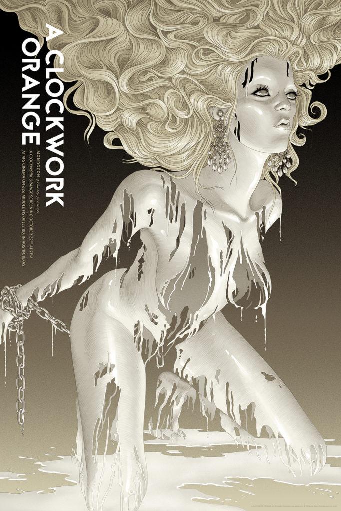 Rory Kurtz  'A Clockwork Orange' variant.