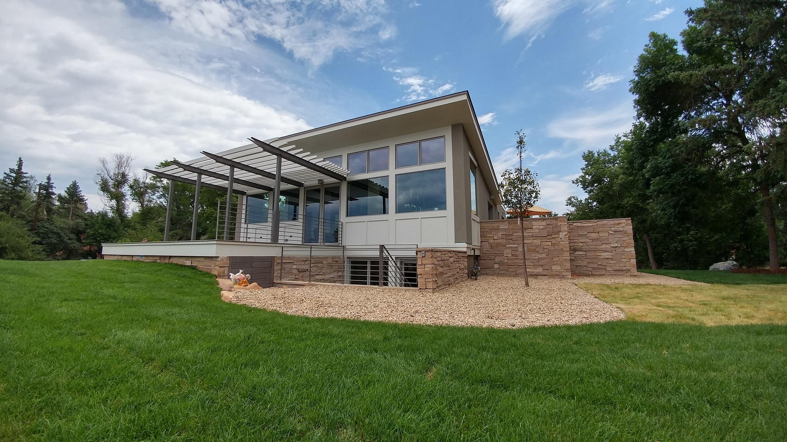 S. Cherryvale Residence