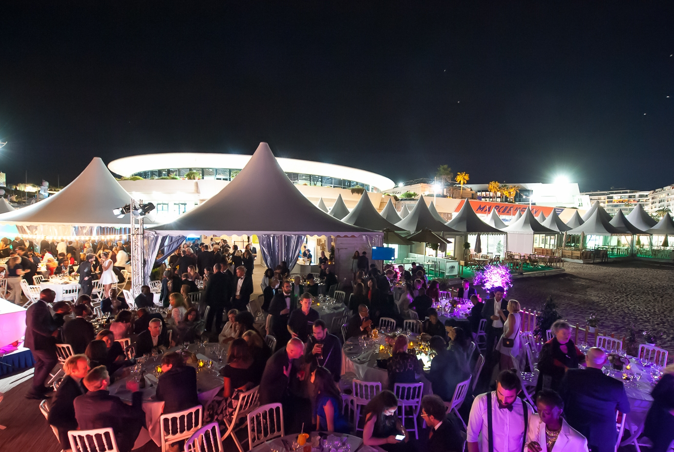 Parties - Parties; Of course the most amazing parties take place during film festivals and not only do we make sure to secure access to these parties for our members, we often join in the fun and throw a festival party with one of our partners.