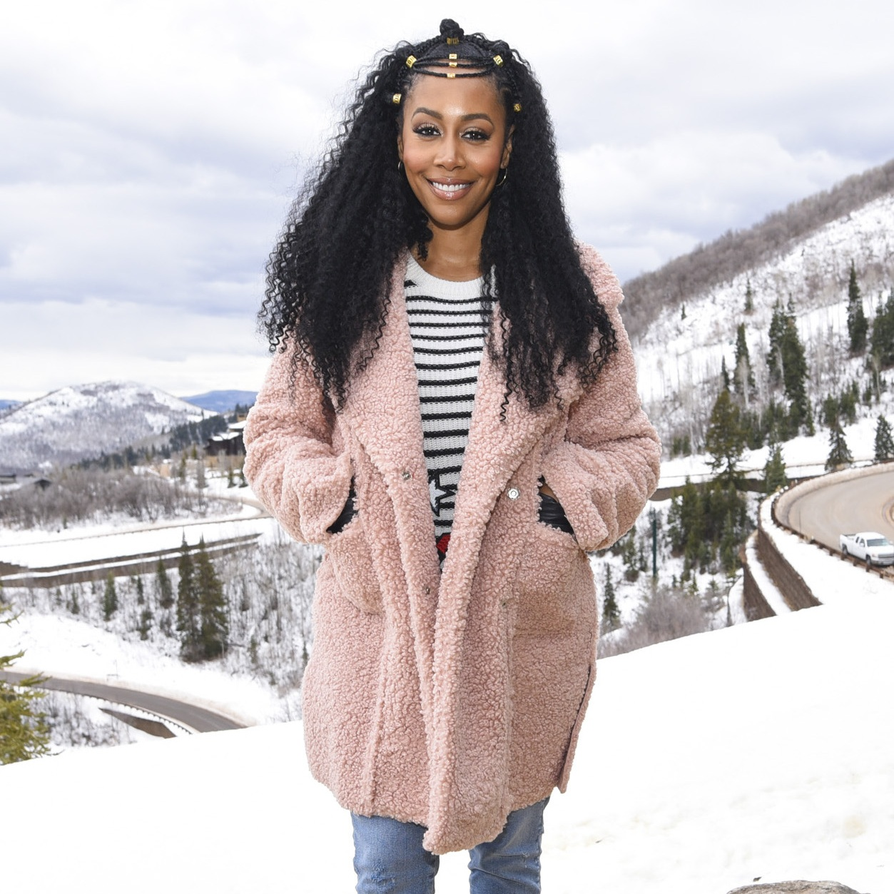 No trip to Sundance can happen without a coat. You're going to be outside, in the cold often, so you're going to want to bring not only a warm coat but one that looks great as well. Remember, coats can be statement pieces so don't shy away from a head turner! -