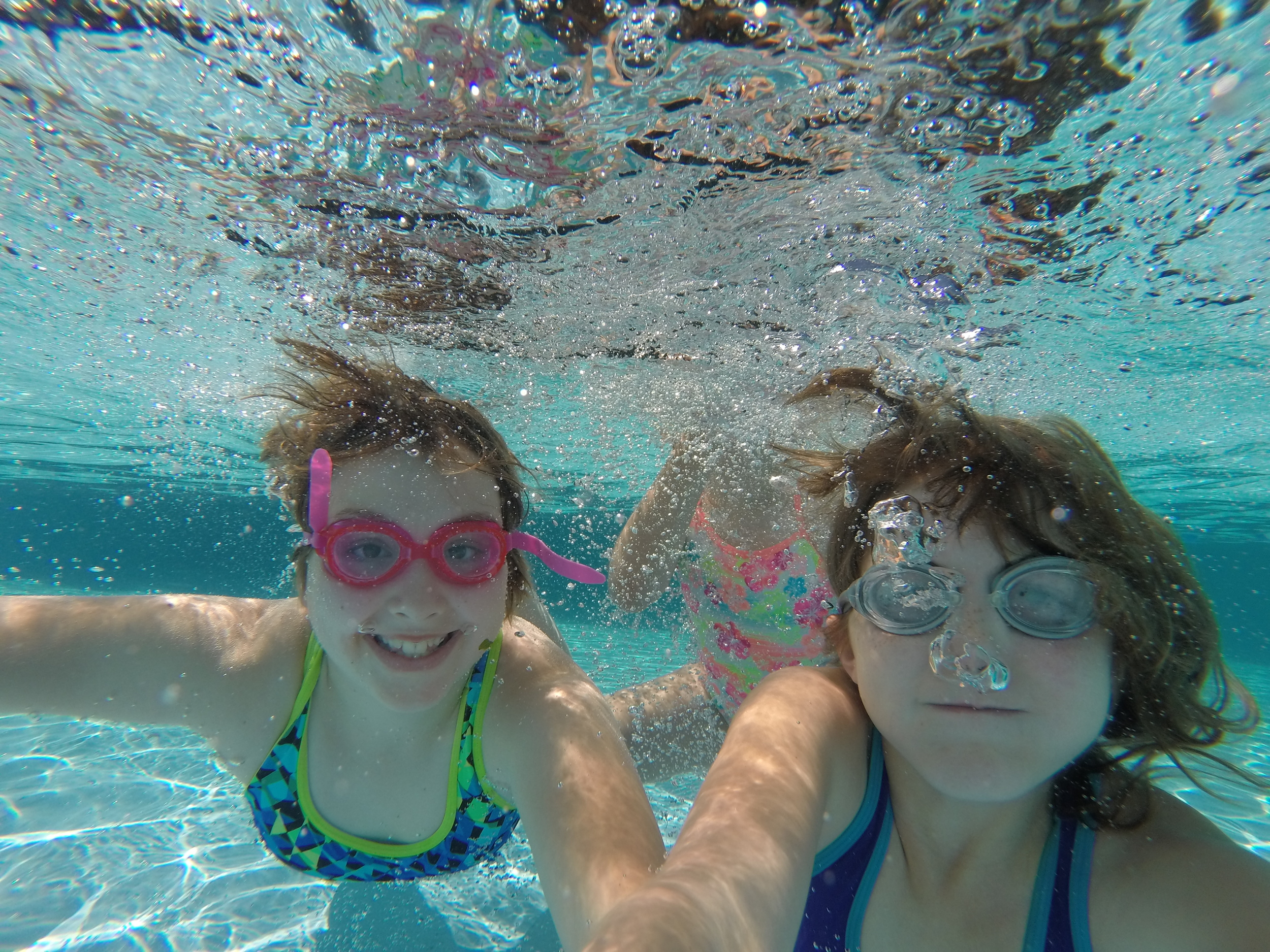 Camp Allegheny Swimming