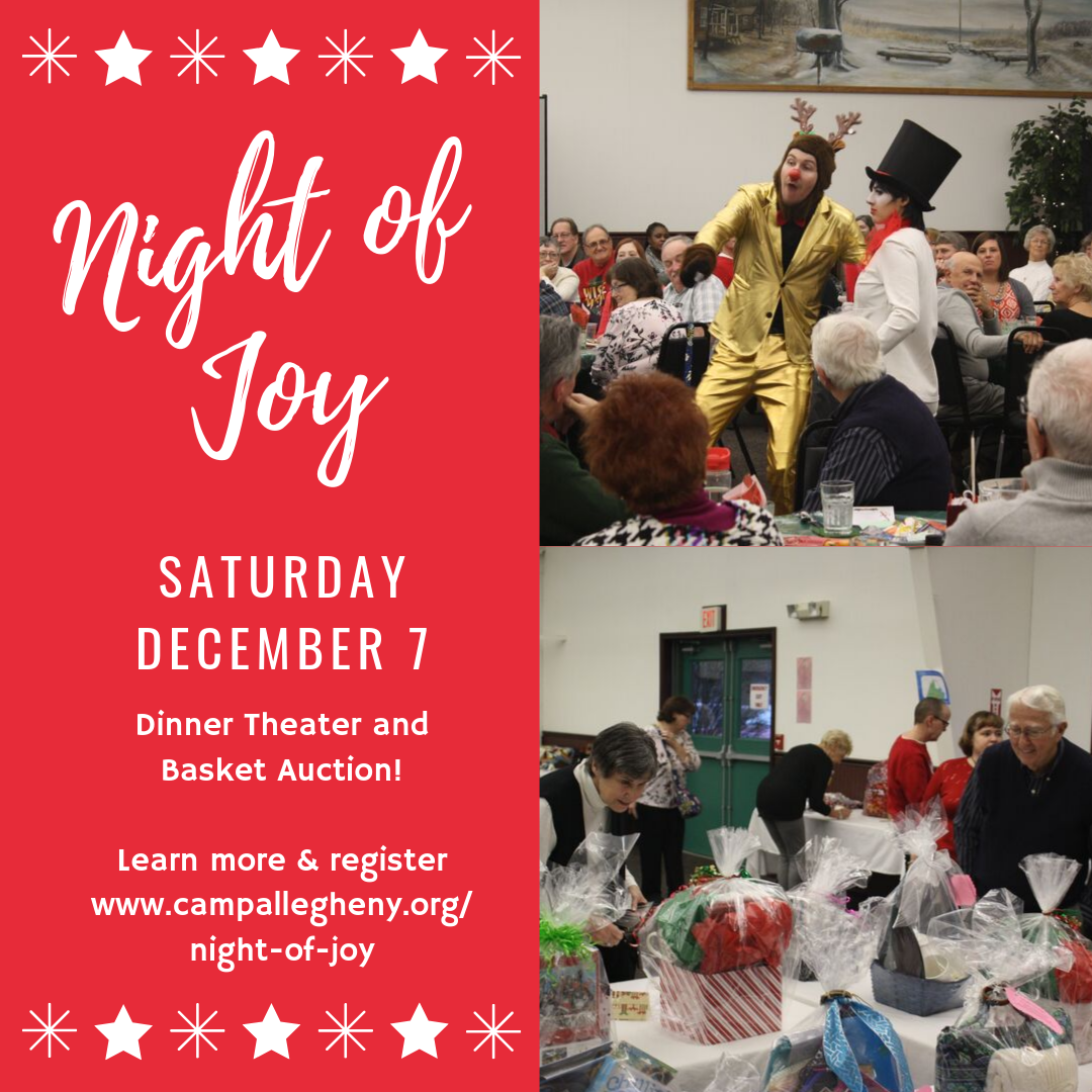 Musical Mysteries and More Returns! - Last year we sold out for our Annual Dinner Theater and Silent Auction. This year reservations are coming in faster and earlier! Don't miss your chance to participate in this awesome event!