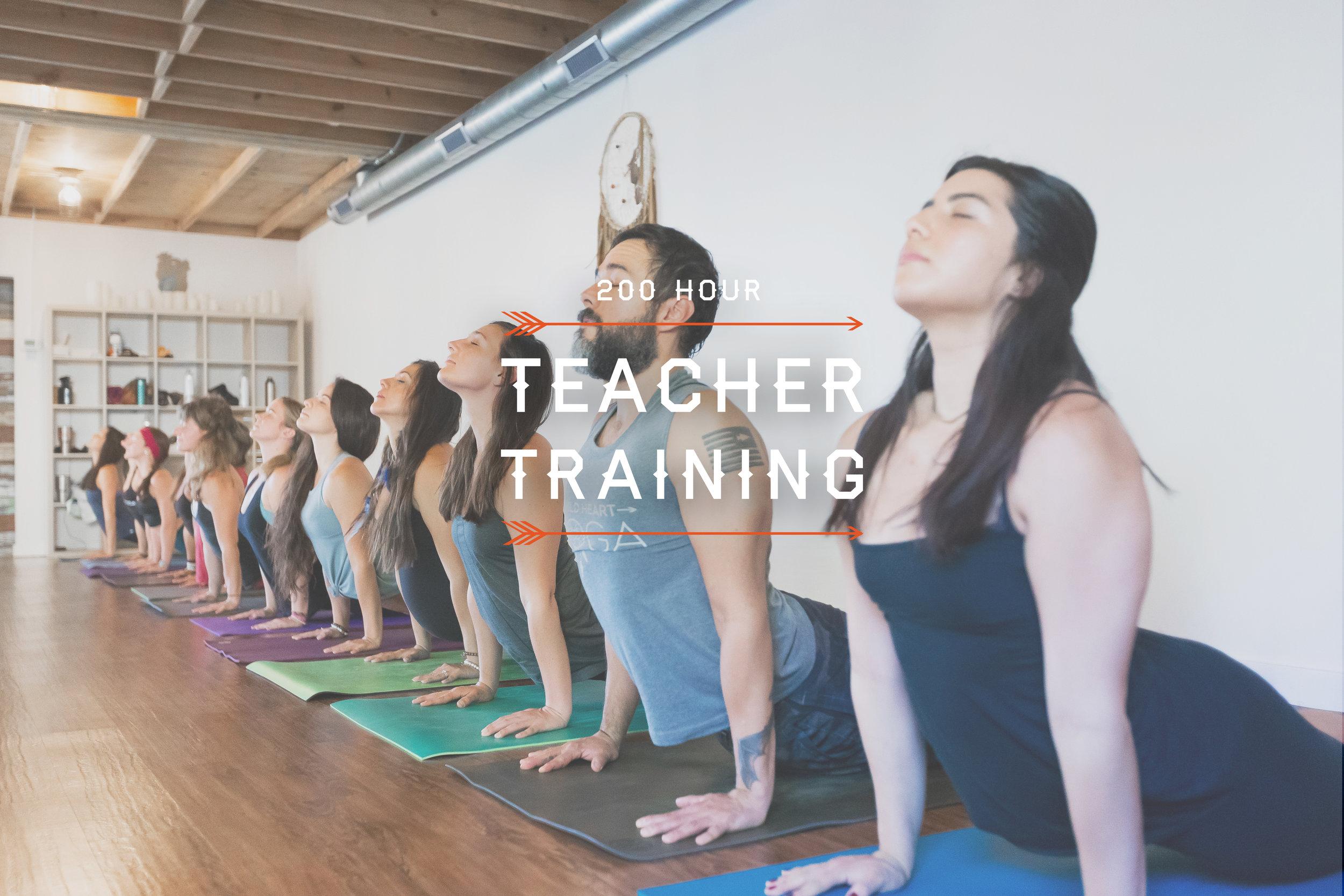 Teacher Training Wild Heart Yoga