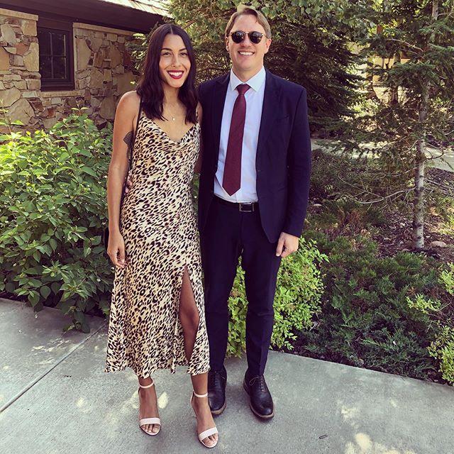 Congrats #neilandmo #weddingseason