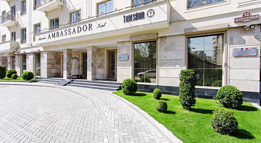 Ambassador Hotel