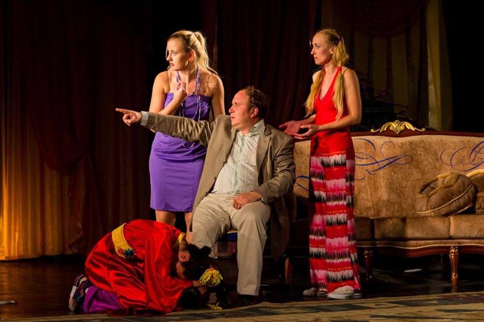 Aitmatov Russian Drama Theater