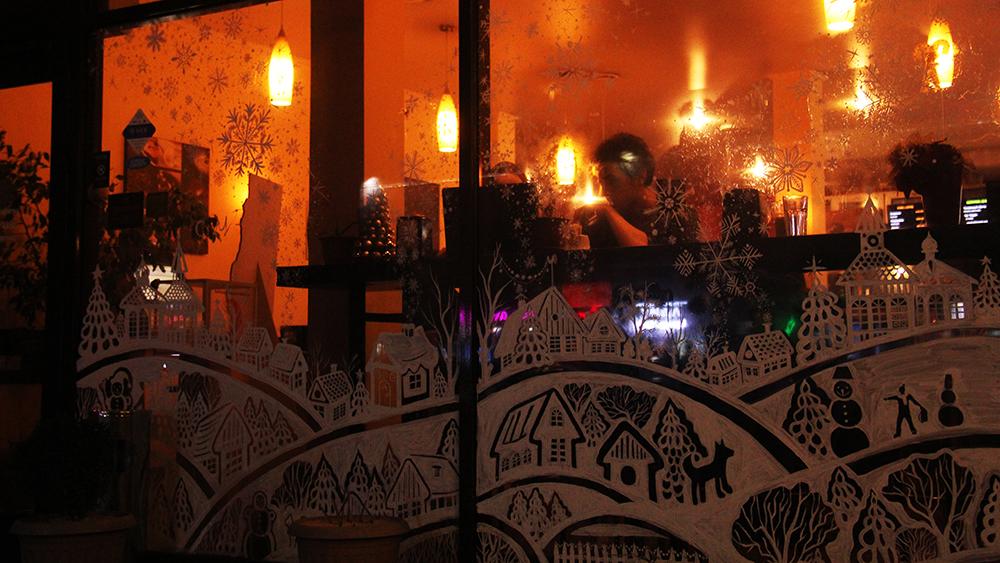 SIERRA coffee shop