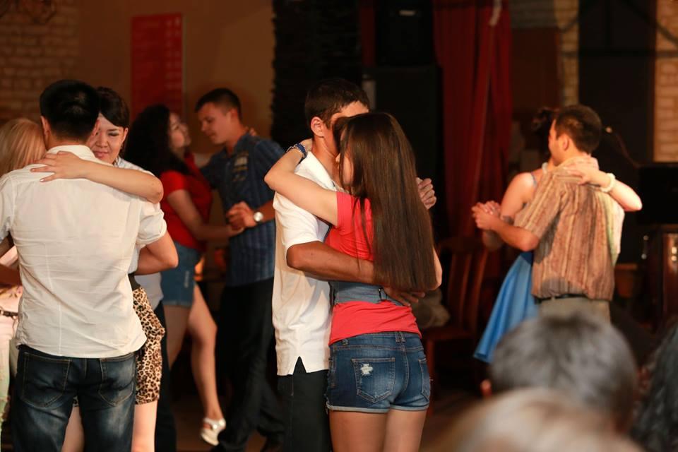 Latino Hall Dance Studio