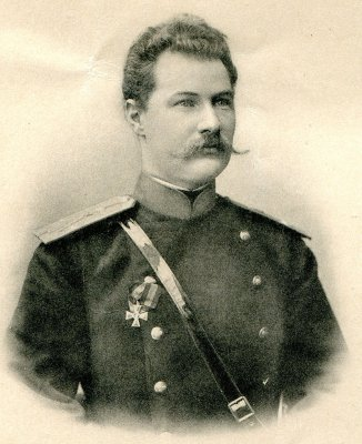 Vsevolod Ivanovich Roborovsky  (9.05.1856 — 5.08.1910)