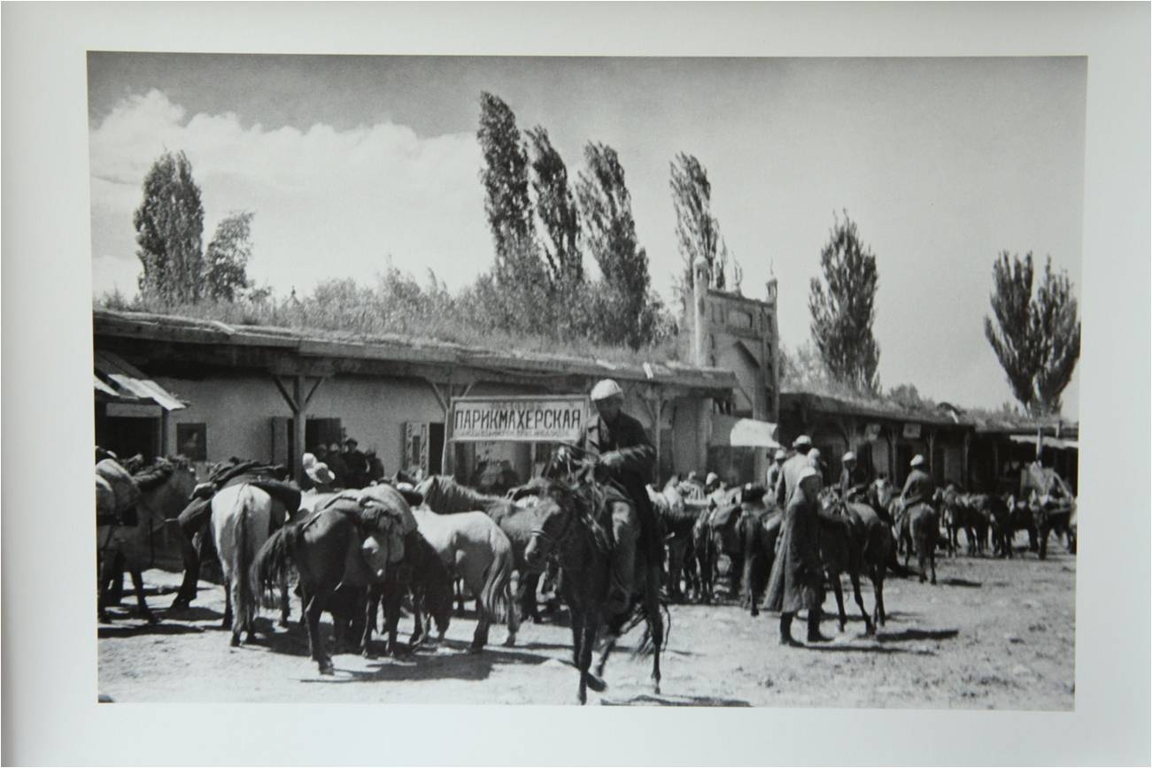 - At that time the population of the city was foremost engaged in cattle breeding and beekeeping. Mainly goods brought from Tashkent and Andijan were traded. It was of particular importance that a trade route passed through Karakol. At the end of the XIX century fairs started opening here with the purpose of selling goods from Russia, buying livestock and raw animal materials.