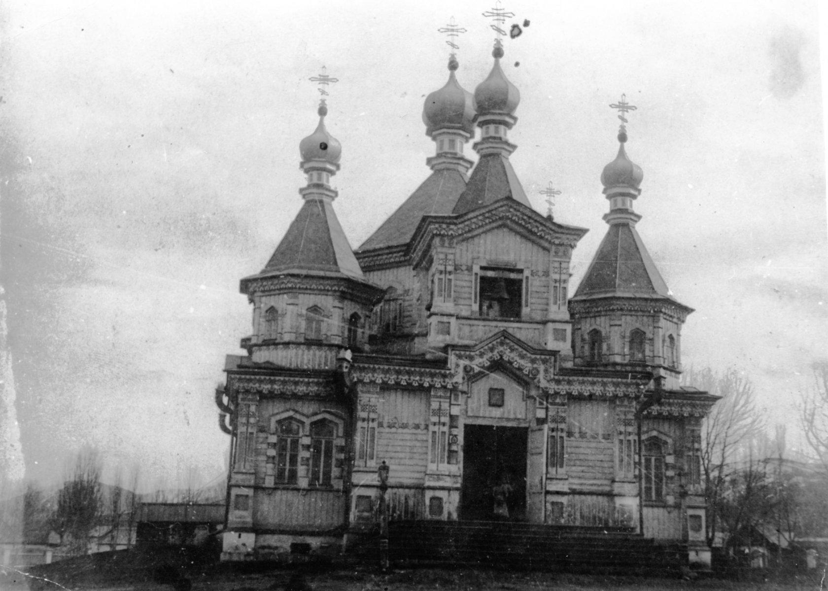 Holy Trinity Cathedral in 1898.