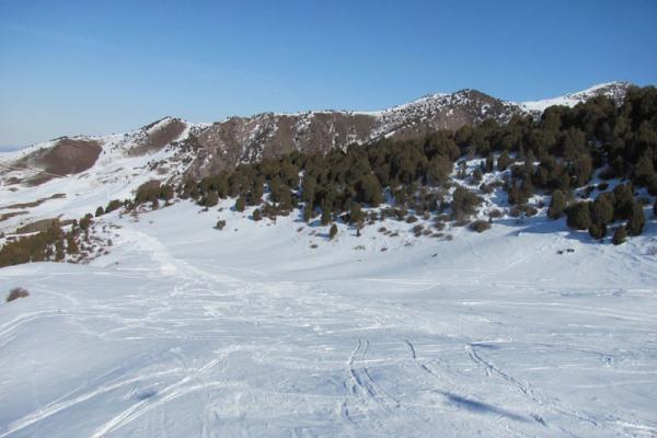 'Kashka-Suu' Ski Resort