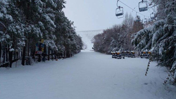 'Orlovka' Ski Resort