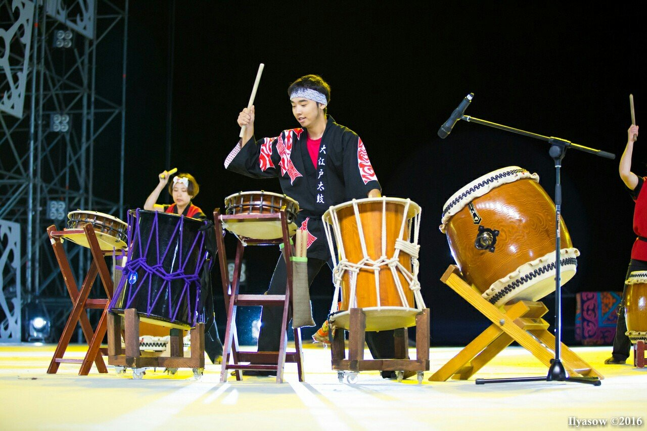 - Participants will perform both traditional music and modern top chart songs of their country.