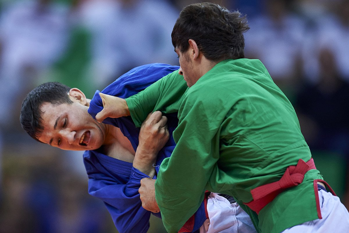 - Turkic nations organized Kurash competitions at wedding and other celebrations for ages. Two opponents wrestle while standing on the mat and the judges assess throws. The winner is determined by points.