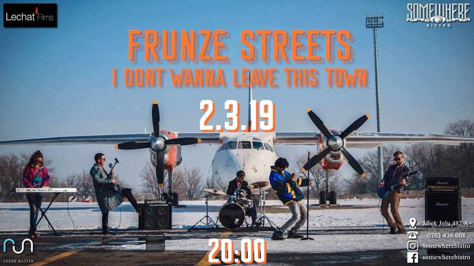 Facebook   @FrunzeStreets
