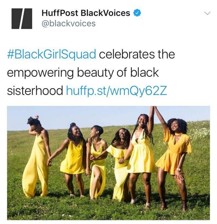 huffington post, black voices -